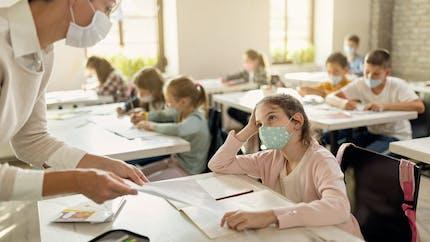 Rentrée scolaire : le protocole sanitaire à l'école va être renforcé