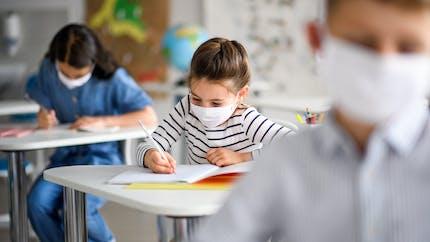 Reconfinement : où trouver des masques adaptés aux enfants ?