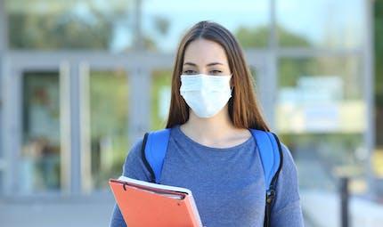 Covid-19 : quelles mesures de protection sanitaire dans les lycées ?