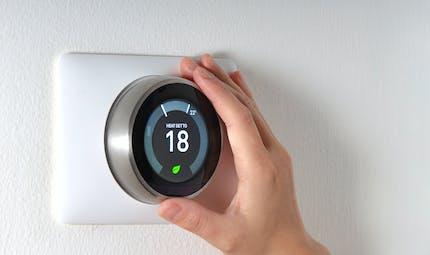 Combien coûte un thermostat pour un système de chauffage ?