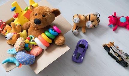 12,6 % des jouets contrôlés par la DGCCRF présentent des anomalies