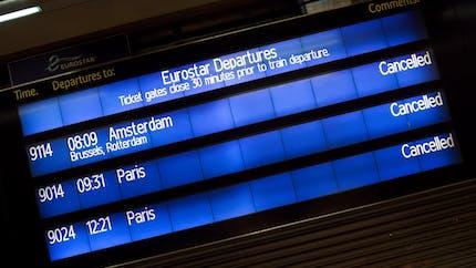 Variante du Covid-19 en Grande-Bretagne : un test PCR obligatoire pour rentrer en France