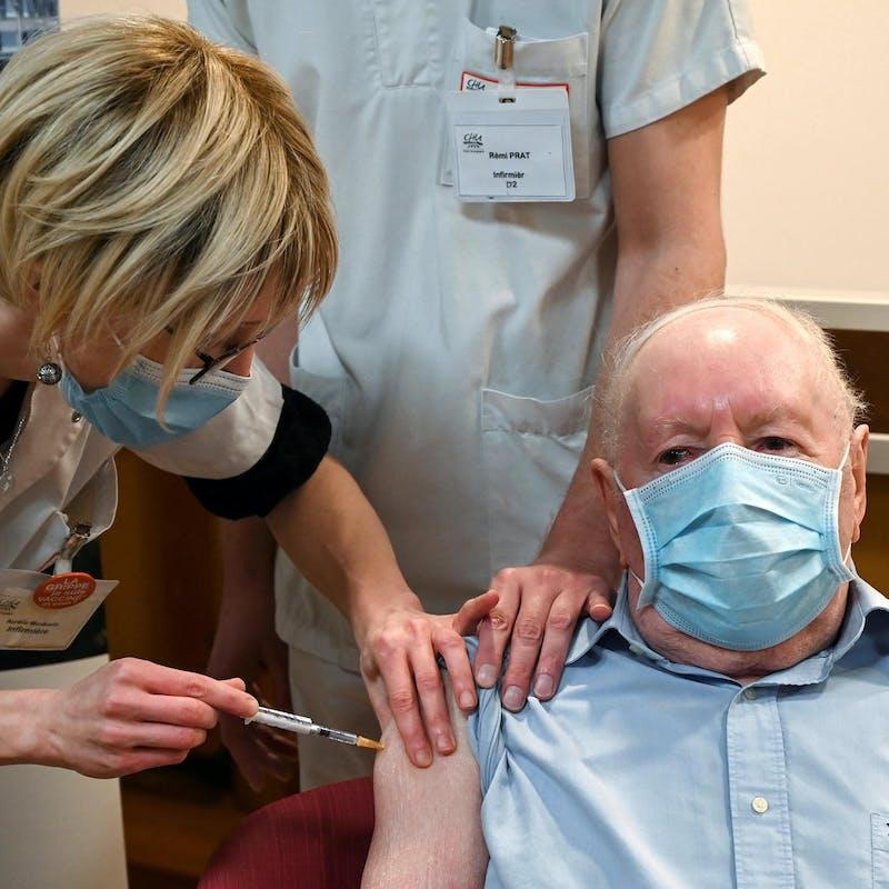 Covid-19: que prévoit le fichier nominatif géant des personnes vaccinées?