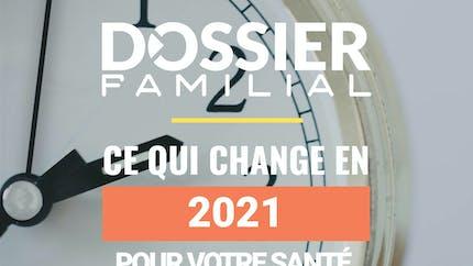 Santé : ce qui change en 2021