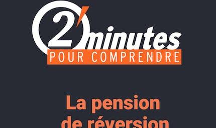 Demander la pension de réversion