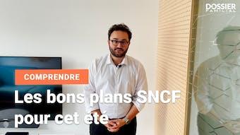 TGV, TER, Intercités : les bons plans SNCF pour cet été