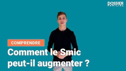 Comment le Smic peut-il augmenter ?