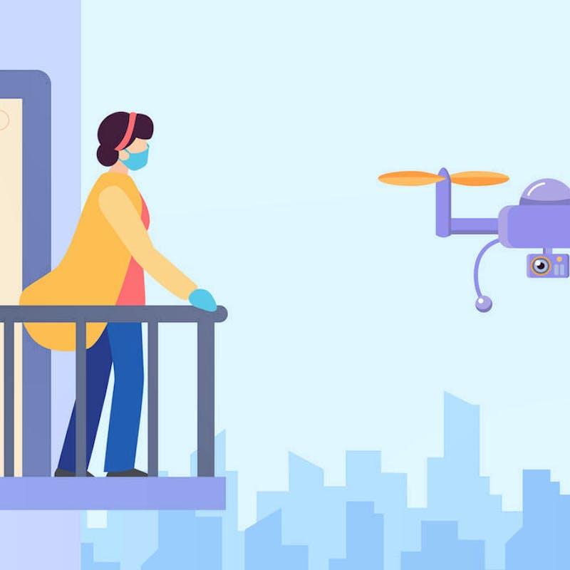 La gendarmerie et la police ne peuvent plus utiliser de drones pour vous surveiller