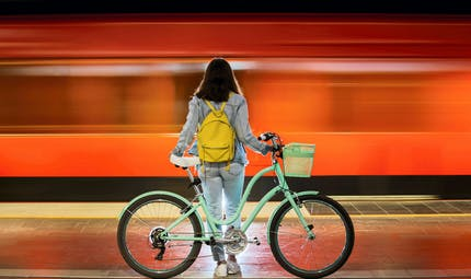Des emplacements pour les vélos obligatoires dans les trains neufs