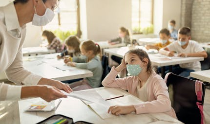 Covid-19 : le protocole sanitaire se durcit dans les écoles, collèges et lycées