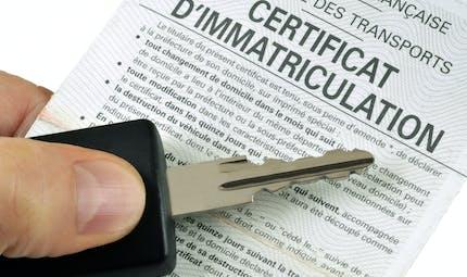 Auto : tout savoir sur le certificat d'immatriculation