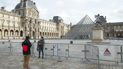 Musées: Roselyne Bachelot veut une «réouverturele plus rapidement possible»