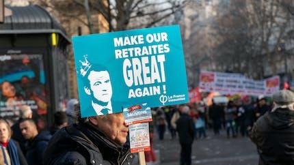 L'âge de départ à la retraite est passé de 60,9 ans à 62,8 ans