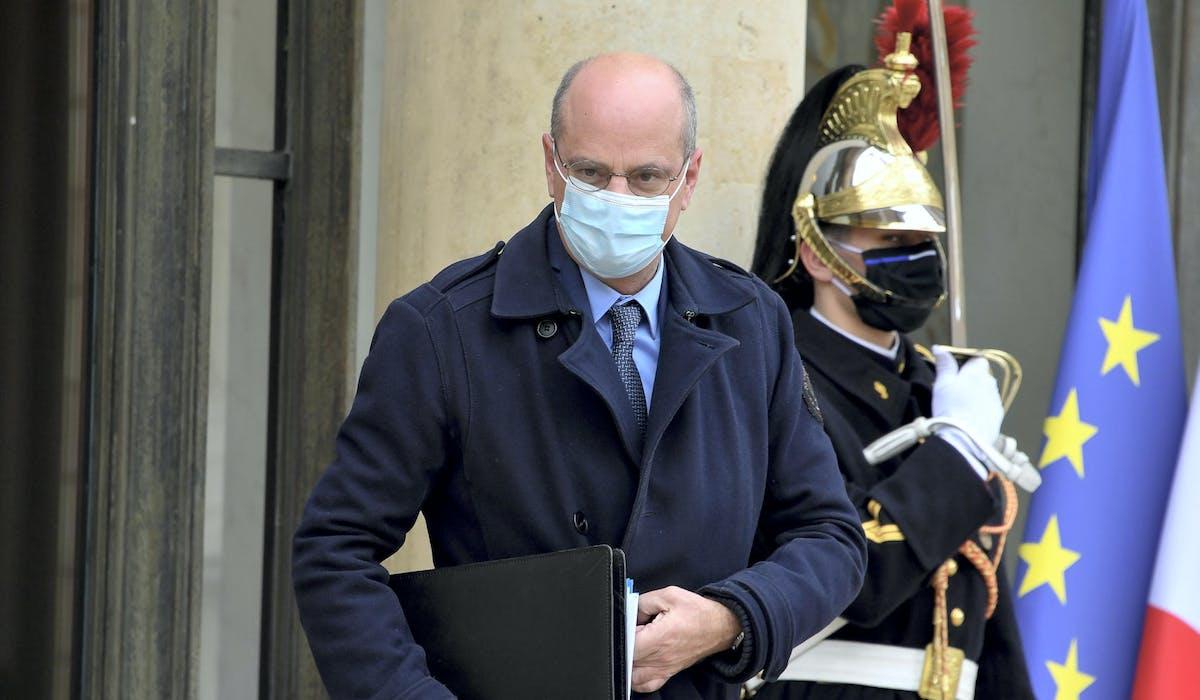 Jean-Michel Blanquer, ministre, Elysée