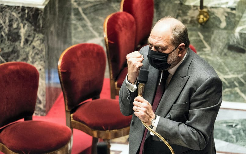 Eric Dupond-Moretti, Assemblée nationale