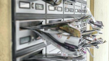 Le gouvernement veut interdire la distribution de publicités non sollicitées