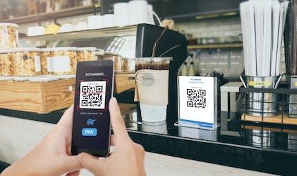 Réouverture des restaurants : des QR code testés à l'entrée des restaurants routiers