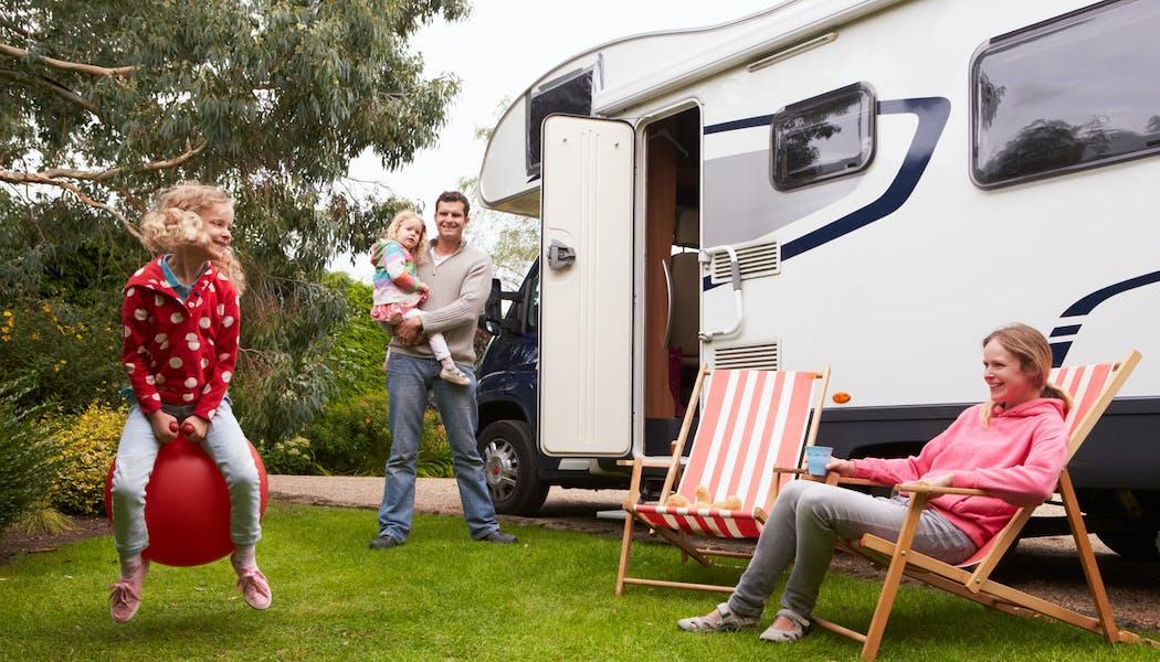 Vivre en camping-car à l'année