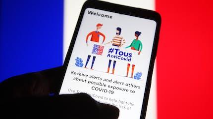 TousAntiCovid Signal: l'appli intégrera un cahier de rappel numérique