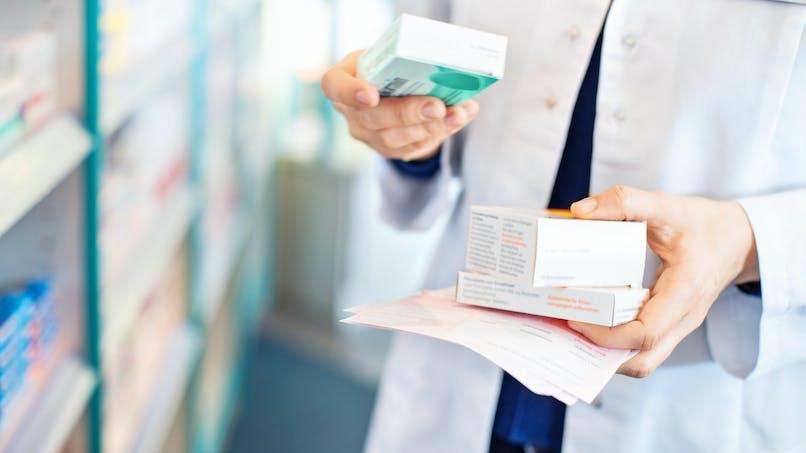 Pharmacie, pharmacien, médicaments