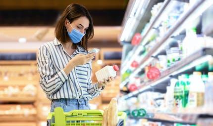 Alimentation: les industriels réclament une hausse des prix de 9%