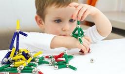 Jeunes enfants : gare aux objets contenant des billes aimantées
