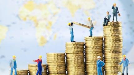 Quel est le salaire moyen dans le secteur privé ?