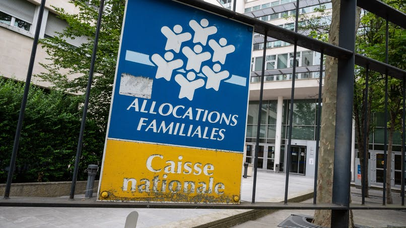 Caisse nationale des allocations familiales, bâtiment, Paris