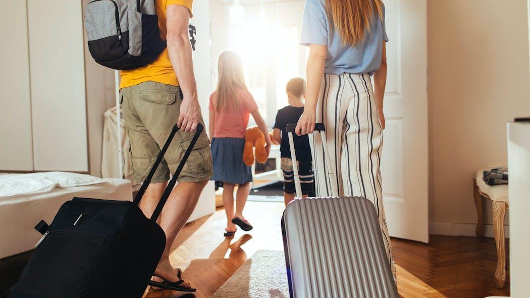 Vacances : plus d'un Français sur deux craint de laisser son logement sans surveillance