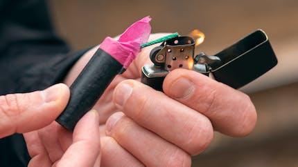 Pétards et feux d'artifice: quelles sont les règles d'usage ?