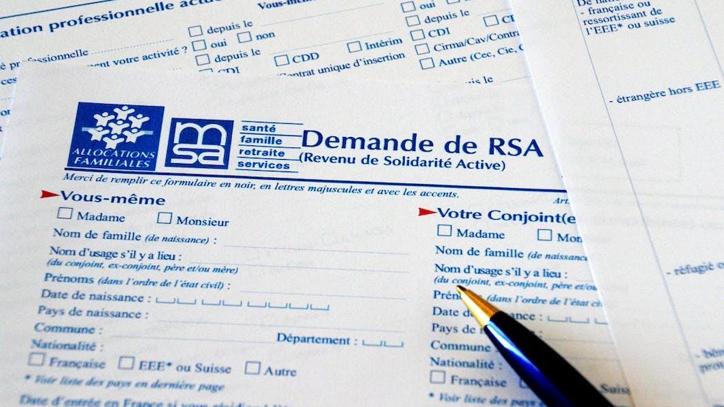 RSA: les conditions d'accès bientôt durcies?