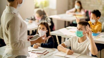 Covid-19: quel protocole sanitaire à l'école en cet automne 2021?