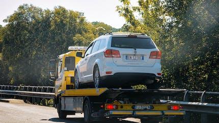 Dépannage et remorquage sur autoroute : les tarifs augmentent de 0,58 %