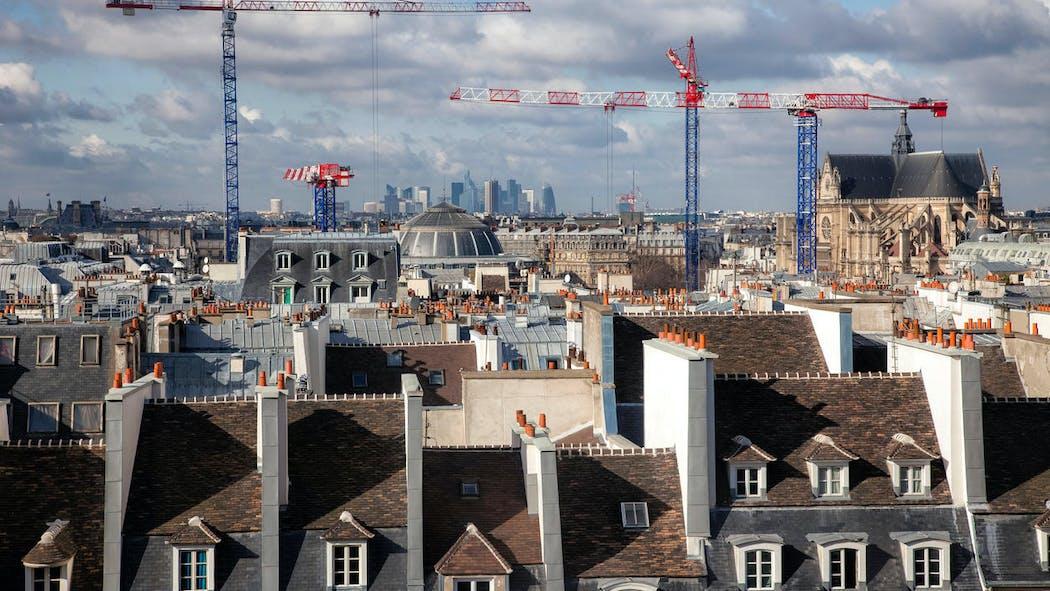 Logements neufs: le nombre de permis de construire a chuté durant le quinquennat