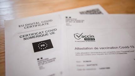 Certificat de vaccination : que faire si votre prénom ou nom comporte une faute d'orthographe?
