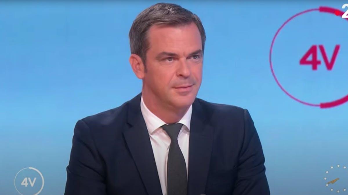 Olivier Véran, ministre de la Santé, sur France 2, le 9 septembre 2021