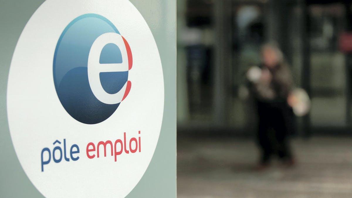 Pôle emploi, agence, logo