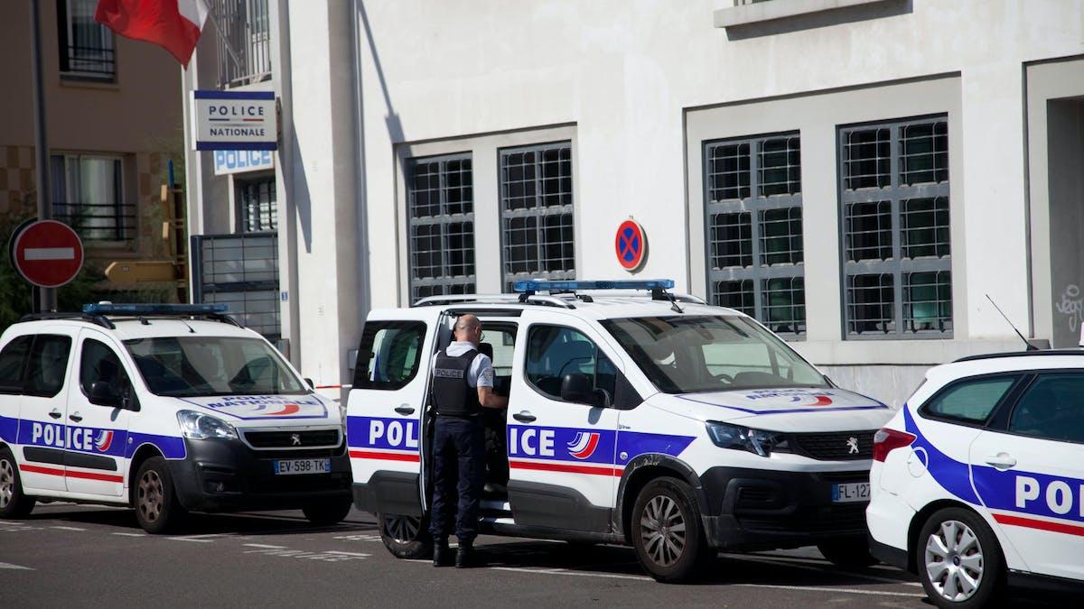 Commissariat, police, Biarritz