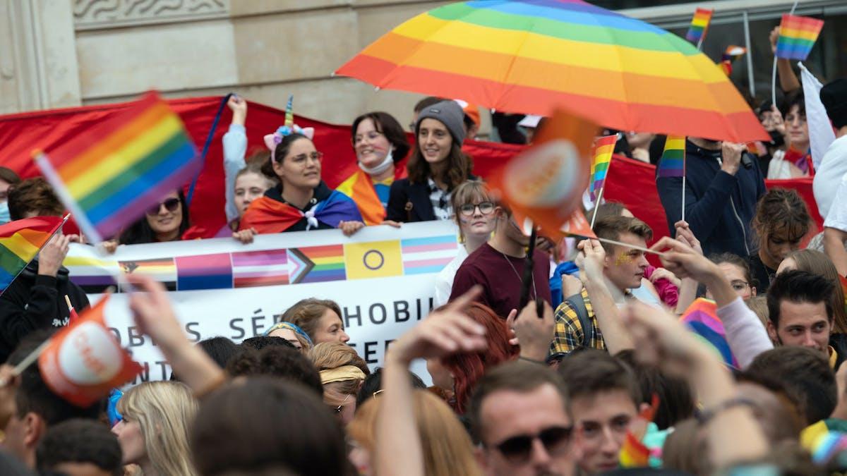 Manifestation, LGBT+