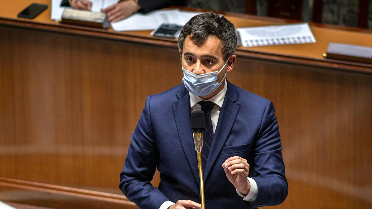 Gérald Darmanin, Assemblée nationale
