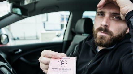 Permis de conduire: les retraits de points vont bondir en 2022 et 2023