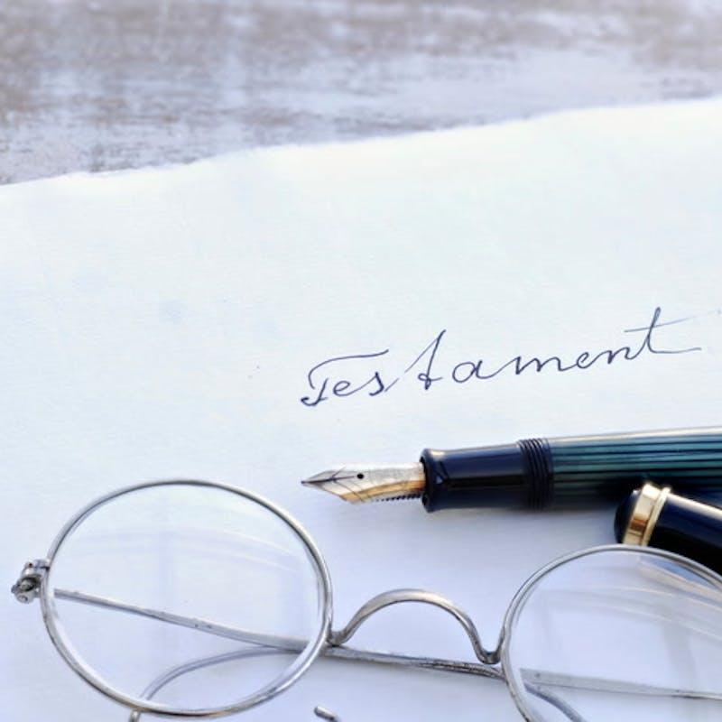 En l'absence de testament, la loi fixe les règles de succession