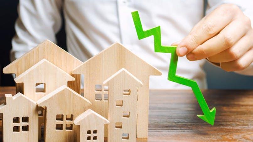 Emprunt immobilier : les acquéreurs profitent de la faiblesse des taux