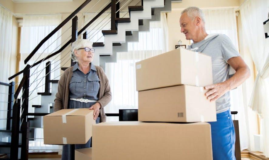 À 60 ans, vous pouvez encore trouver un emprunt immobilier