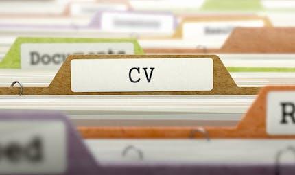 Votre CV doit être lisible rapidement et comporter des chiffres