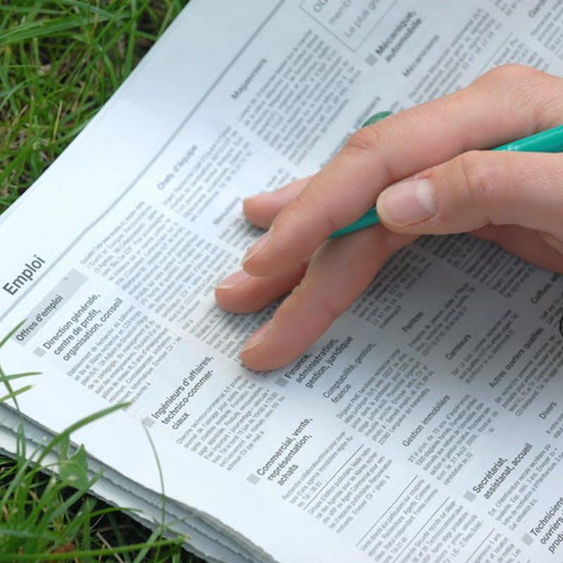 Offres d'emploi: envoyez vos candidatures sans vous mettre de limite