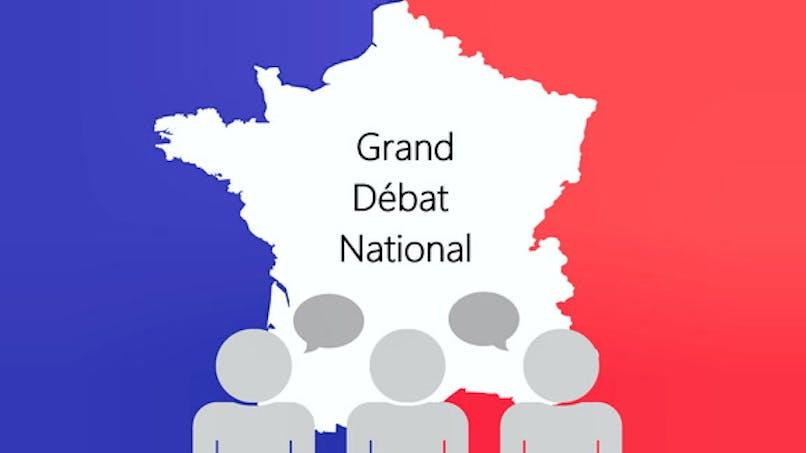 Grand débat national : « Une forte demande démocratique »